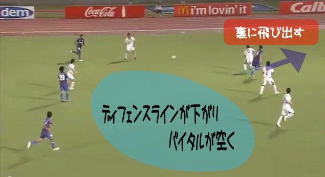 vs仙台戦