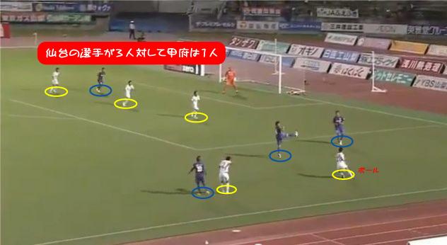 vs仙台戦14