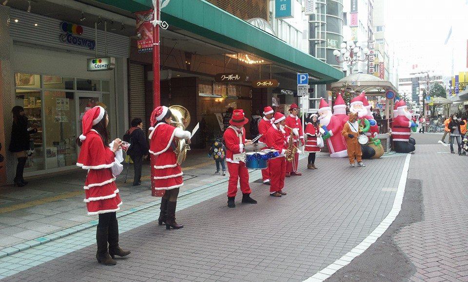 サンタバンド1