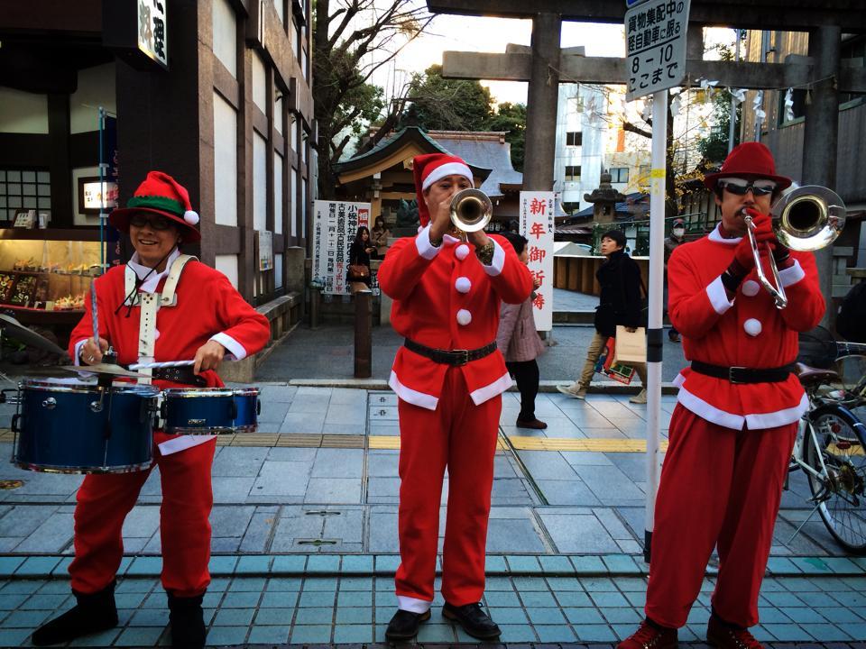 サンタバンド3