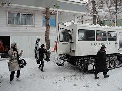 s-雪上車