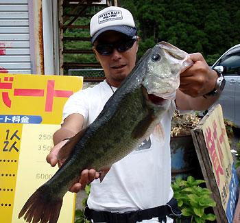 第1位 松村伸一選手