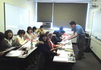 アメリカ語学実習01