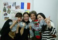 フランスクリスマスパーティ4