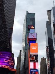 NYタイムズスクエア