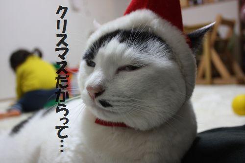 クリスマスだから
