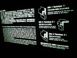 鎌倉の大仏ー作り方