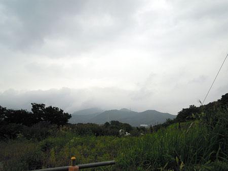 高取山方面