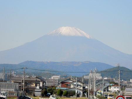 富士山141114