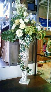 カラーズ店内の装飾
