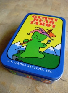 Gummy Bear Tarot デッキ