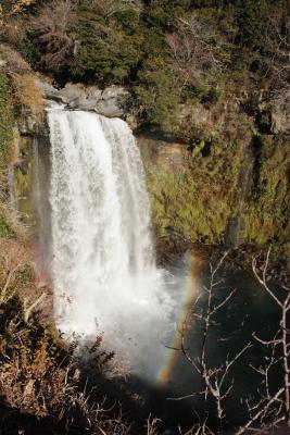 音止めの滝1