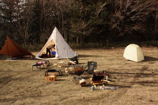 テーブルキャンプ1