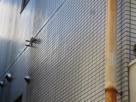 雨漏り外壁2F