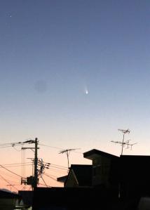 パンスター彗星