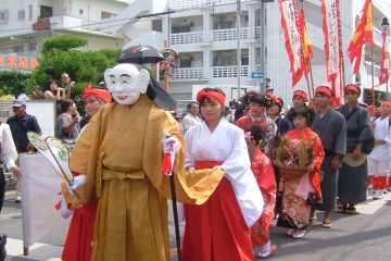登野城結願祭