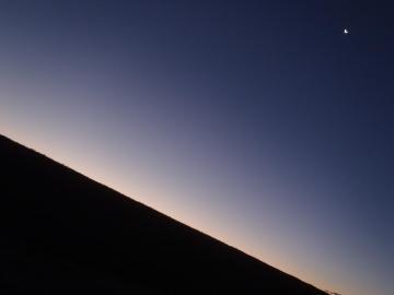 鬼怒川FA 夜明け