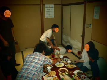 2012 Joy耐 打ち上げ (3)