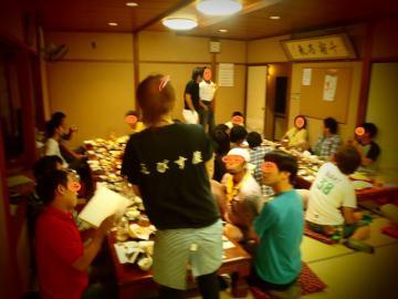 2012 Joy耐 打ち上げ (1)