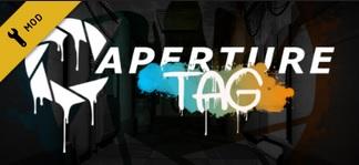 Aperture TagThe Paint Gun Testing Initiative