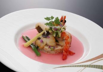 スペシャリテ 魚料理