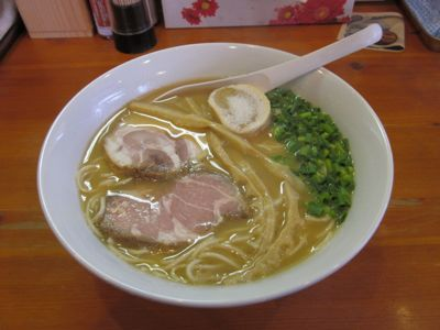 菜々兵衛 白湯醤油(大盛り)