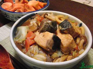 Nov04_味噌煮込みうどんのせ丼