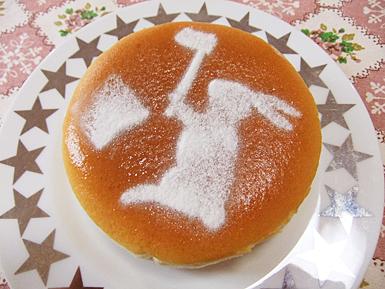 月見ケーキ