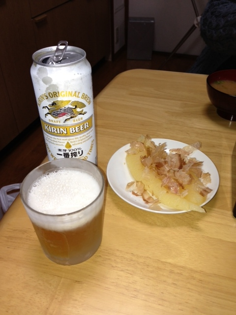 ビール(先発)