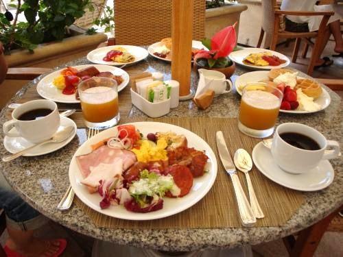ハレクラニ朝食3