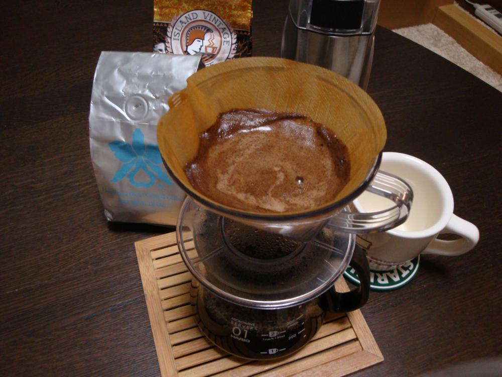ハレクラニコーヒー