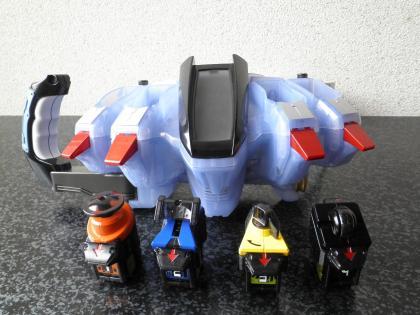 DX フォーゼドライバー
