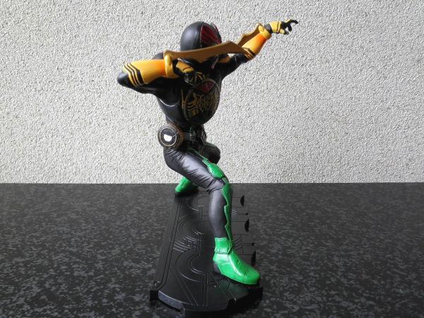 仮面ライダーオーズ DX ハイクオリティフィギュア