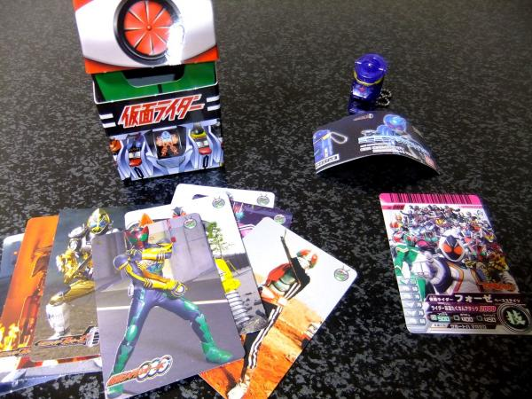 仮面ライダーカード&ボックス