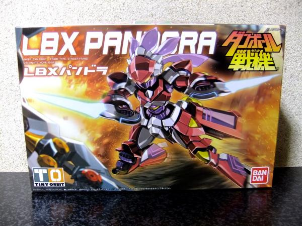 011 「LBX パンドラ」