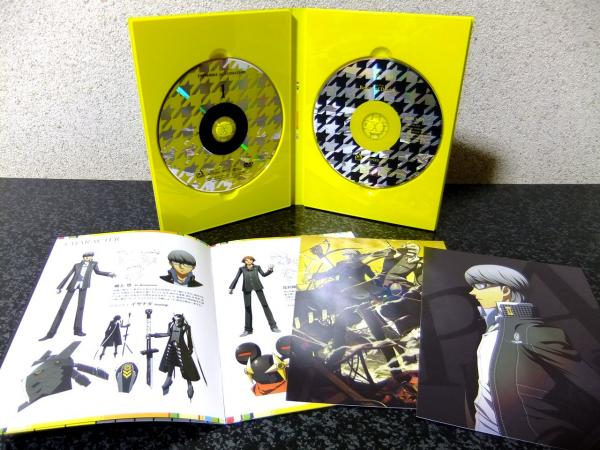 Persona4 the ANIMATION 1