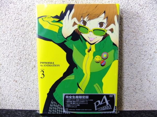Persona4 the ANIMATION 3