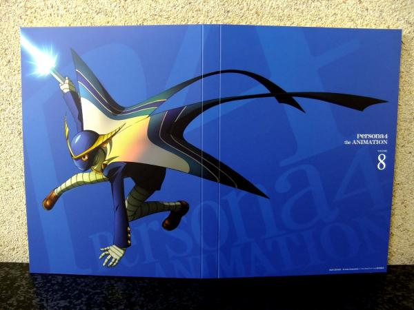 Persona4 the ANIMATION 8