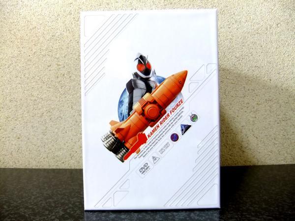 仮面ライダーフォーゼVOL.7 全巻収納BOX