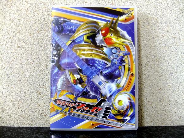 仮面ライダーフォーゼVOL.7