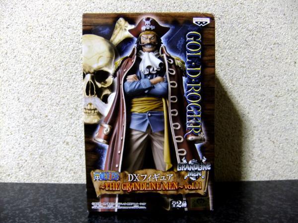 ワンピース DXフィギュア THE GRANDLINE MEN vol.11 ゴール・D・ロジャー