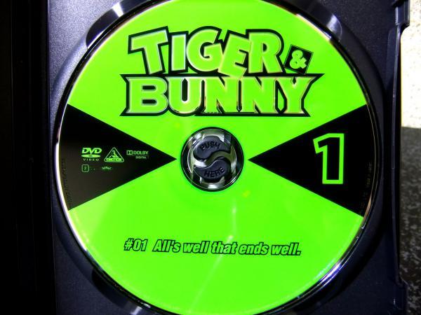 TIGER&BUNNY 1