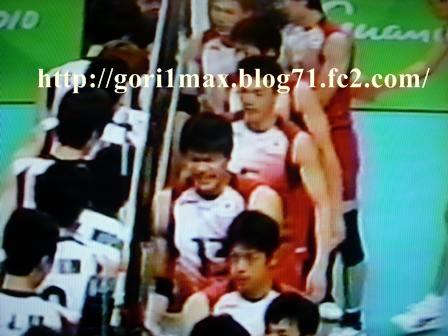 広州アジア大会 準決勝2