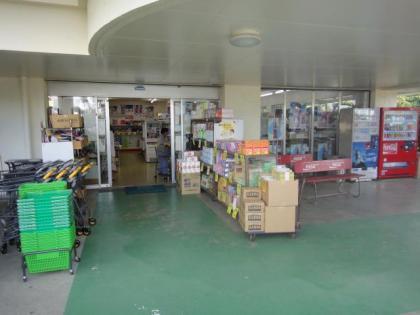 伊良部島のスーパー
