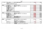 修理価格表2014-3