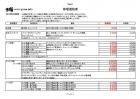 修理価格表2014-1