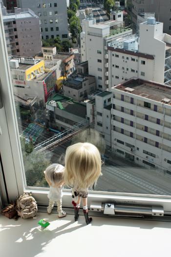 大阪帰宅までがんばれよ。ワタシ。