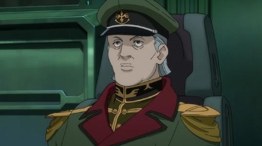 誰だよ、逆シャアの時の艦長(ライル艦長)はどうしたんだよ!
