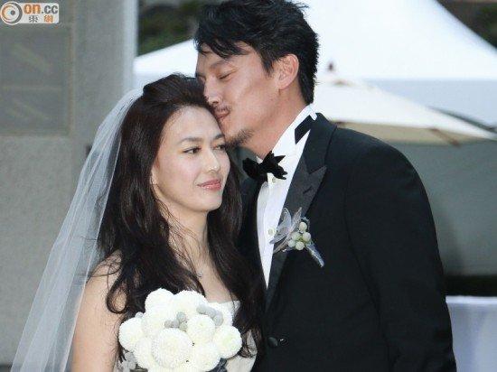 チャン・チェン結婚1