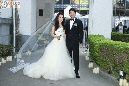 チャン・チェン結婚2